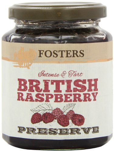 fosters-british-raspberry-preserve-340-g-pack-of-4