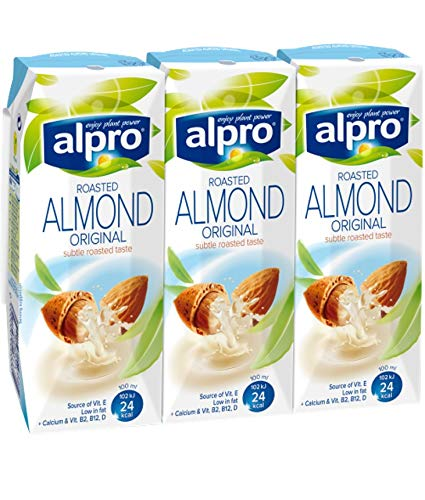 Alpro Mandorla - 3er Pack (3 x 250 ml)