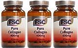 (3 PACK) - FSC - Collagen 400mg | 60