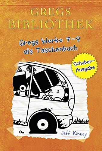 Preisvergleich Produktbild Gregs Bibliothek - Gregs Werke 7 - 9 als Taschenbuch (Gregs Tagebuch)
