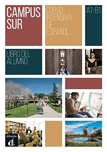 Campus Sur libro del alumno por Francisco Rosales