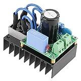 1 stücke High-Power Gleichrichtermodul Mehrere Schutz Gleichrichter Bord Stromversorgung Board 5-34VAC zu 7-50VDC
