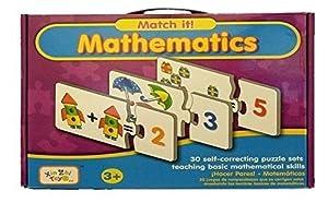 Allkindathings 55193 - Juego de puzle Educativo para niños con Ayuda de Aprendizaje