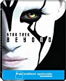 STAR TREK BEYOND - Exklusiv Limited FNAC Steelbook Edition (geprägt - Debossed) (incl. Bonus Blu-ray) - Blu-ray