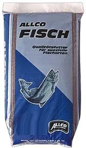 Allco - F 45 / 18 EX  - Nourriture pour poisson - Truite - Élevage et engraissement - Granulés 2 mm - 1 x 25 kg