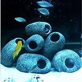 Generic Aquarium Cichlid Stones Ceramic ...