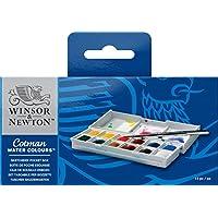 Winsor & Newton Cotman Boîte de Peinture Aquarelle en Plastique