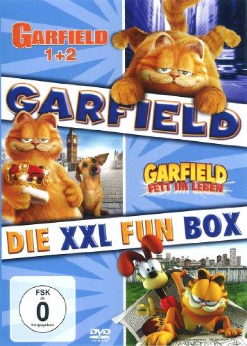 Garfield der Film - Garfield 2 - Garfield fett im Leben (2 DVD Box)