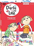 Charlie And Lola - Volume 3 (Digibook Edition) [DVD]
