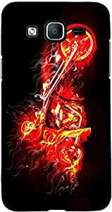Meetarts Samsunggj5_D92 Mobile Case for Samsung Galaxy J5 (Multicolor)