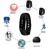 JSB Cardio Max HF120HR Fitness Band Watch with Heart Rate Monitor