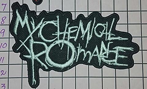 My Chemical Romance Music Band Logo Brodé Patch