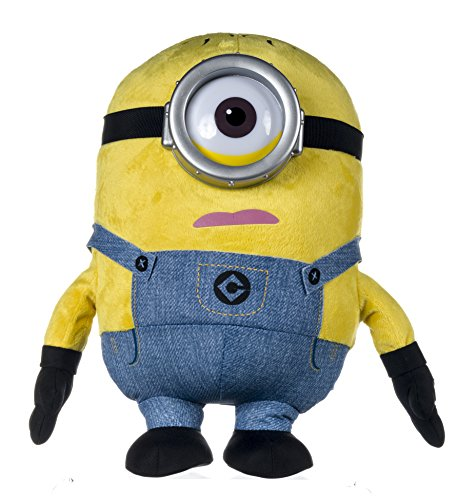 Minion Carl Plush - Despicable Me 3 - Large - 38cm 15""