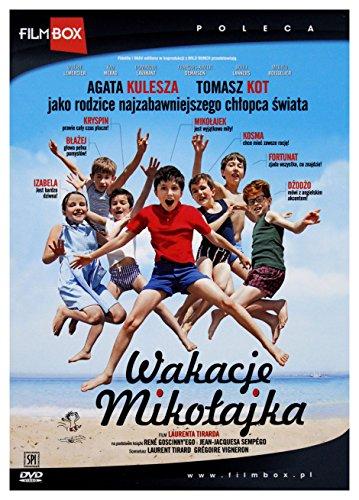 Bild von Les vacances du petit Nicolas [DVD] [Region 2] (IMPORT) (Keine deutsche Version)
