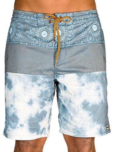 Billabong Herren Tribong Lt18 Shorts indigo