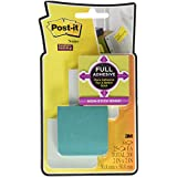 Post-It F220-8SSFM - Notas autoadhesivas (multicolor paquete de 8x25hojas  50.8mm x 50.8mm)