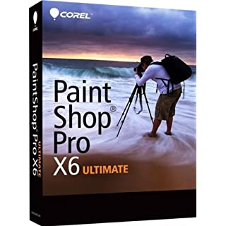 Corel PaintShop Pro X6 Ultimate (PC)