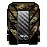 #5: ADATA HD710M Pro 2.5-inch 1TB Durable Military-Grad Shockproof External Hard Drive