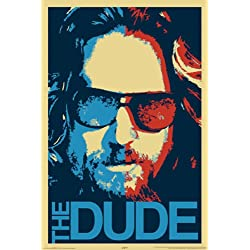 The Big Lebowski Poster The Dude (61cm x 91,5cm)