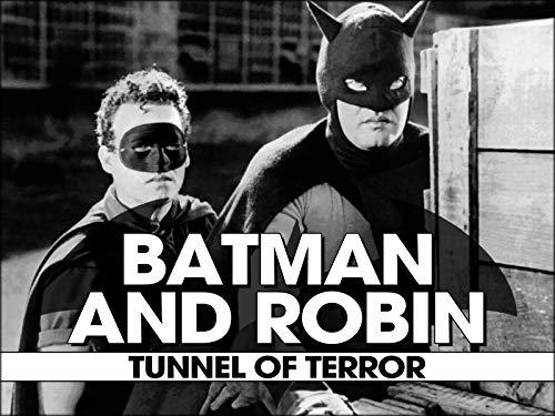 Tunnel of Terror - Batman-tv-serie
