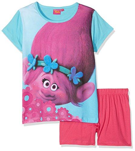 Trolls Pijama para niñas (10 años)