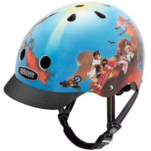 Nutcase Gen3 Bike und Skate Helm, Cloud Nine, 52-56 cm, NTG3-2153-S by Nutcase