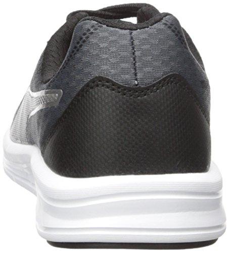 Puma Meteor Textile Wanderschuh Asphalt-Silver-Black