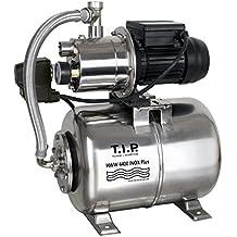 T.I.P. 31167 Hauswasserwerk Edelstahl HWW 4400 Inox Plus