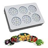 LED-Pflanzenlampe Dual 270VR Vollspektrum für Blüte- und Ertragspflanzen für bis zu 4m² Beleuchtungsfläche