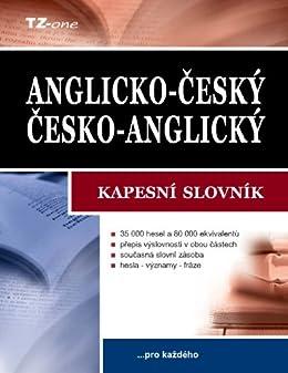Anglicko-český/ česko-anglický kapesní slovník by [TZ-one]