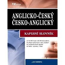 Anglicko-český/ česko-anglický kapesní slovník (English Edition)