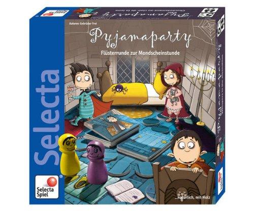 Selecta 3547 - Pyjamaparty: Flüsterrunde zur Mondscheinstunde