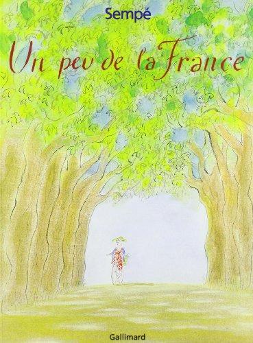 Un peu de la France par Sempé