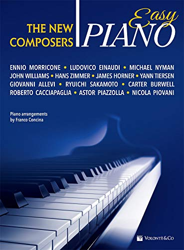 Easy piano. The new composers (Musica-Repertorio)