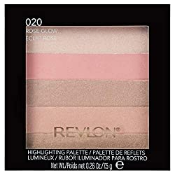 Revlon Highlighting Palette Rose Glow 20, 1er Pack (1 x 8 g)