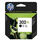 HP original - HP - Hewlett Packard OfficeJet 3800 Series (302XL / F6U68AE#301) - Tintenpatrone schwarz - 8,5ml