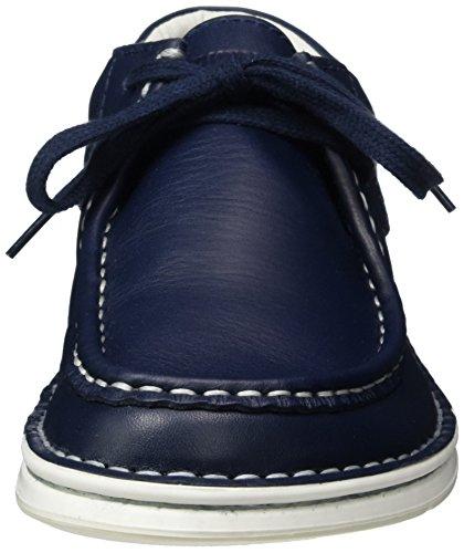 Birkenstock Pasadena Damen, Chaussures bateau femme Bleu Marine