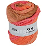sol degrade wolle - sol degrade 59 - Wolle von Lang Yarns - sol degrade 783.0059 - bändchengarn für tolle farbverläufe - sol degrade lang yarns- sol degrade (Fb 59)