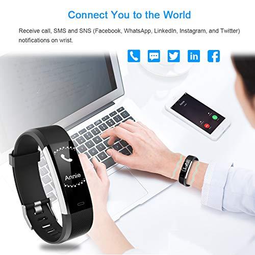 Zoom IMG-3 letscom fitness tracker hr orologio