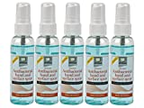 Ability Superstore 60 ml Instant Antibacterial Hand and Surface Spray - Pack of 5