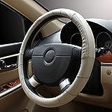 DAKANG Coprivolante per Auto, Copri Volante in Pelle Coprivolante per Auto Quattro Stagioni