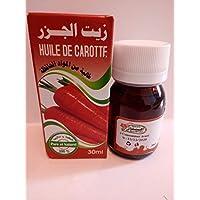 Karottenreines Pflanzenöl - Karottenöl - Marokko 30ml preisvergleich bei billige-tabletten.eu