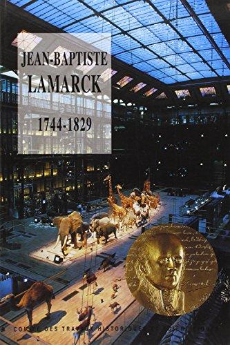 Jean-Baptiste Lamarck 1744-1829. Actes des 119e congrès, Amiens, 1994 par Goulven Laurent
