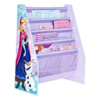 Disney Frozen Kids Sling Bookcase - Bedroom Storage by HelloHome