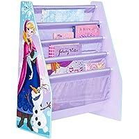 Preisvergleich für Die Eiskönigin - Hängefach-Bücherregal für Kinder – Büchergestell für das Kinderzimmer
