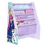 Die Eiskönigin - Hängefach-Bücherregal für Kinder – Büchergestell für das Kinderzimmer