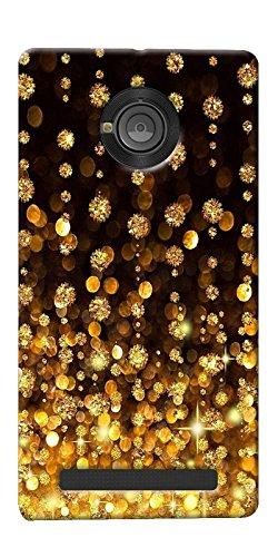 NAV PRINTED BACK COVER FOR YU Yuphoria YU5010