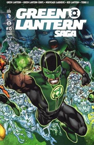 Green Lantern Saga N°15