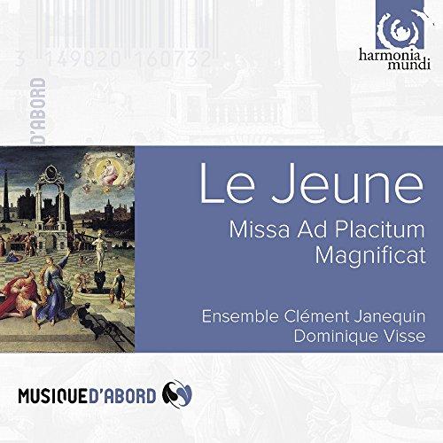 Missa Ad Placitum, Magnificat, Benedicite Dominum, Tristitia Obsedit Me