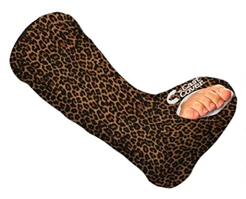 Leg Cast Cover - Leopard (Toddler) by RD Concepts, Inc.